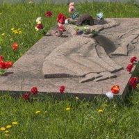 ...на Братских могилах, не ставят крестов, но разве от этого легче... :: Svetlana AS