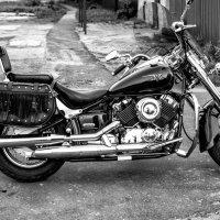 Motorcycle :: Роман Шершнев