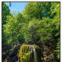 """водопад """"Серебренные струи"""" :: Sergey Bagach"""