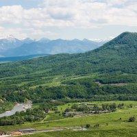Ах эти горы! :: Андрей Черных
