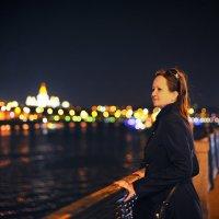Ночная Москва :: Oksanka Kraft