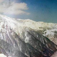 Кавказ.Цейское ущелье 1982г :: алена воронкова