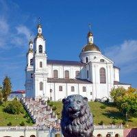 Успенский собор в Витебске - 2014 :: yuri Zaitsev
