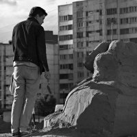 Песочница для взрослых :: Михаил Лобов (drakonmick)