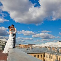 Свадьба Марата и Ани :: Александр Реус