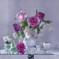 Пусть вашу душу трогает весна! :: Валентина Колова