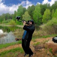 Способ создания пейзажей :: Натали Акшинцева