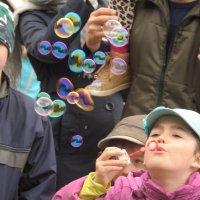день мыльных пузырей 2 :: Константин Трапезников