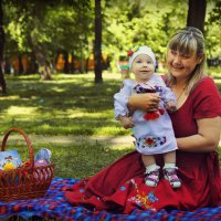 Голубоглазка :: Ирина Щебетун
