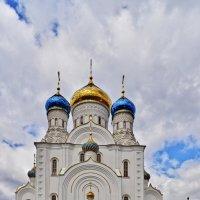 Собор Владимирской иконы Божьей Матери в г. Лиски Воронежской области :: Petr Popov