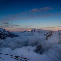 Над облаками 1586 :: Олег Петрушин