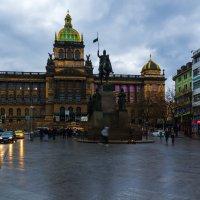 Вацславская площадь. Прага :: Александр Лядов