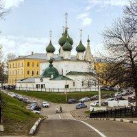 Церковь Спаса на Городу :: Марина Назарова