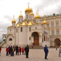 Благовещенский собор Кремля :: Владимир Болдырев