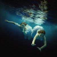 Sea nymphs :: Дмитрий Лаудин