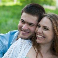 Мы вместе_Юля и Максим_2 :: Vladimir Beloglazov