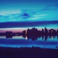 тихий вечер... :: олеся тронько