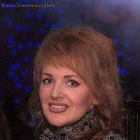 Ольга. Портрет сделан в клубе при слабом освещении. :: Рена Cibella Рамазанова