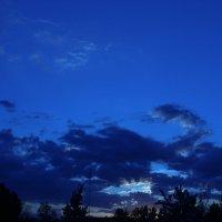 Вечер в синем закате :: Mariya laimite