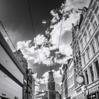 IR sketch on Reguliersbreestraat... :: Maximilian Buckup