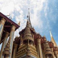 Тайланд , Бангкок . Королевский дворец :: Борис
