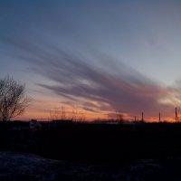 закат :: Светлана Козлова