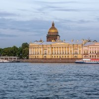 Вечерний Петербург :: Ростислав Бычков