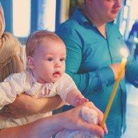 крещение ребенка :: Александра Основина