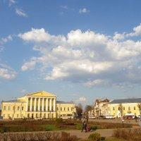 Старый центр Костромы ( 19 в., классицизм ) :: Святец Вячеслав