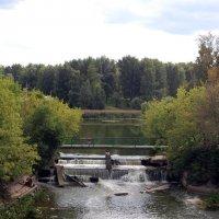 Плотина на реке Сестра :: Александр Буянов
