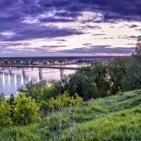 Панорама с видом на Томь :: Максим Бородин
