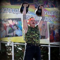 Иду на рекорд :: Андрей Заломленков