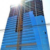 Строительство жилого комплекса :: Ростислав