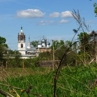 Николо-Улейминский монастырь :: Galina