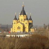 Собор Александра Невского :: Лебедев Виктор