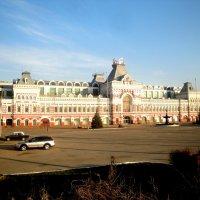 Главный ярмарочный дом :: Лебедев Виктор