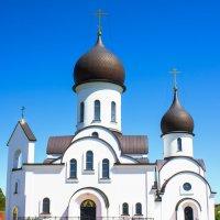 Покрово-Никольский Храм г.Клайпеда :: juriy luskin
