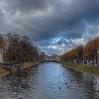 Питерская осень :: vladimir