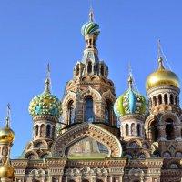 Храм Спаса-на-Крови :: Юрий Тихонов