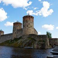 Крепость Олавинлинна. :: Александр Яковлев