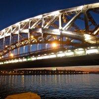 вечерний мост :: Елена