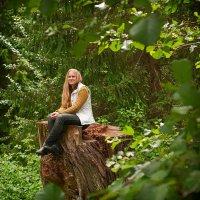 В лесу :: Nick K