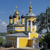 храм Николы Мокрого :: Сергей Цветков