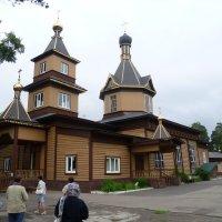 Церковь Петра и Павла в Малаховке 1902-1903 годы постройки :: Наталья Гусева
