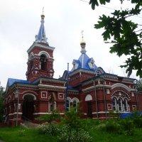 Церковь Покрова Пресвятой Богородицы 1894-1895 г.г. :: Наталья Гусева