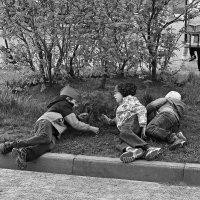 Молодые партизаны :: Михаил Лобов (drakonmick)