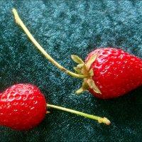 Две сладких ягодки :: Нина Корешкова