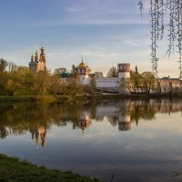 Весна в Новодевичьем :: Elena Ignatova