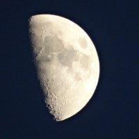 Луна толстеет... :: Gudret Aghayev