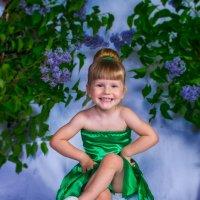 Tinker Bell :: Olga Makovetskaya